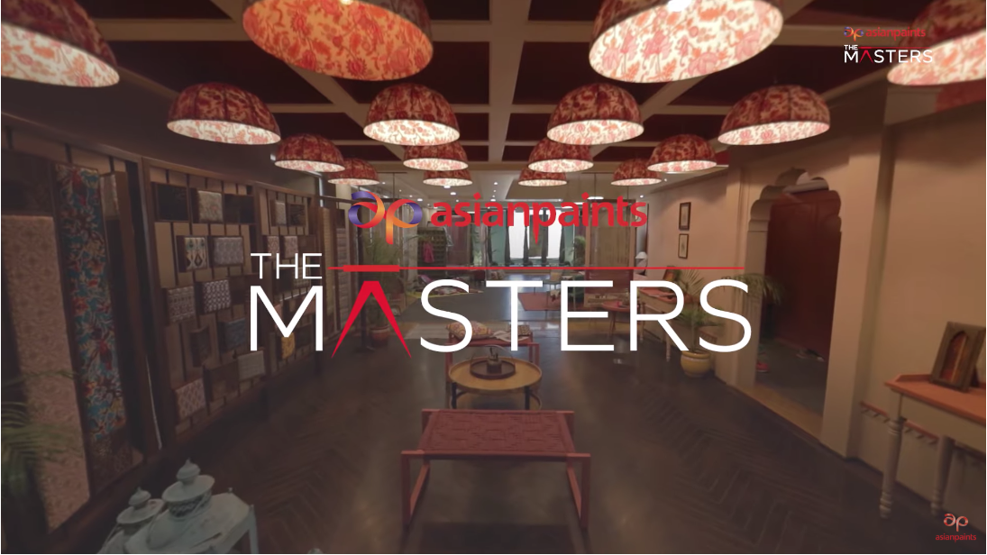 Video Series Asian Paints The Masters Gallery Architects Interior Designers Fish Do It